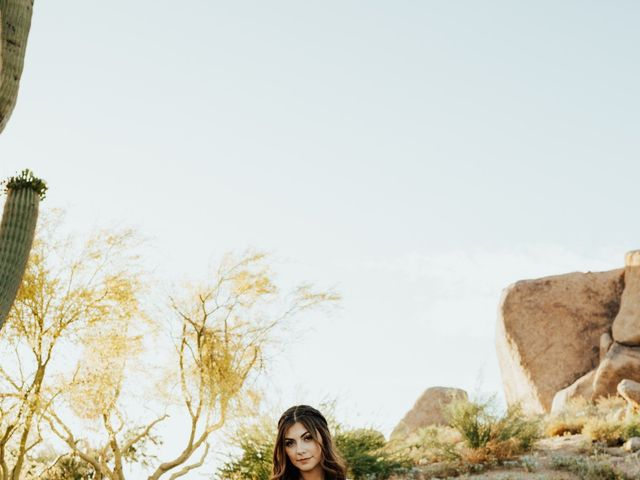 Mark and Gia's Wedding in Scottsdale, Arizona 30