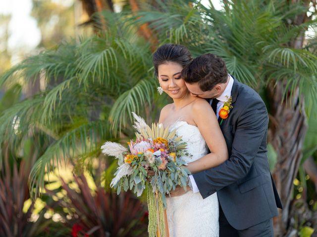 The wedding of Jacqueline and Jeffrey