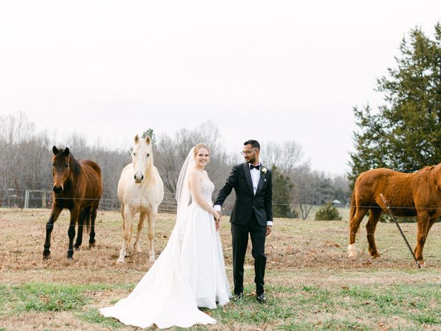 The wedding of Megan and Euvy