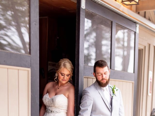 Robert and Kelsey's Wedding in Shannon, North Carolina 3