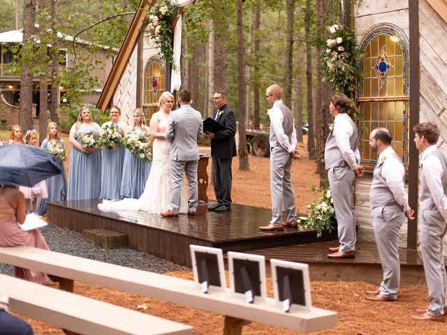 Robert and Kelsey's Wedding in Shannon, North Carolina 2