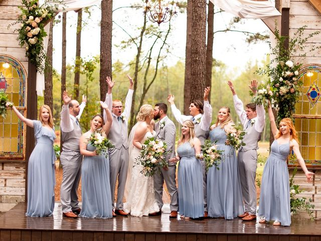 Robert and Kelsey's Wedding in Shannon, North Carolina 4
