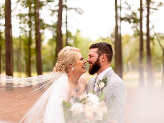The wedding of Kelsey and Robert
