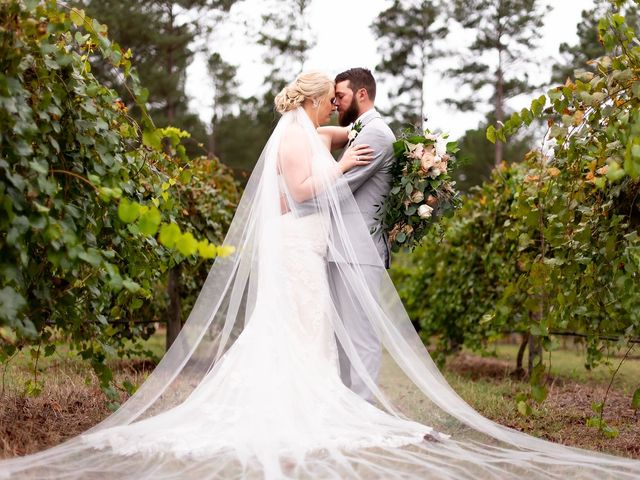 Robert and Kelsey's Wedding in Shannon, North Carolina 5