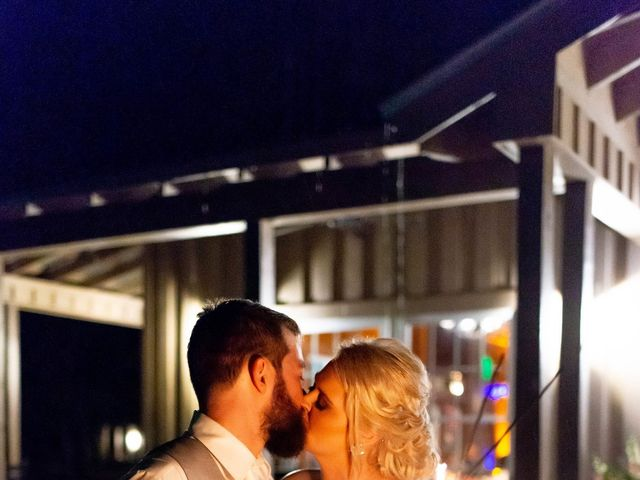 Robert and Kelsey's Wedding in Shannon, North Carolina 6