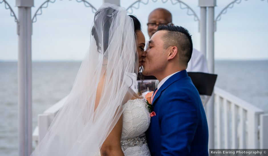 Tae and Kristen's Wedding in Baltimore, Maryland