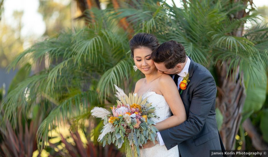 Jeffrey and Jacqueline's Wedding in Huntington Beach, California