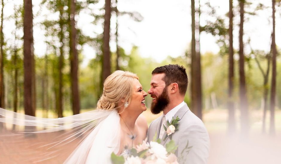 Robert and Kelsey's Wedding in Shannon, North Carolina
