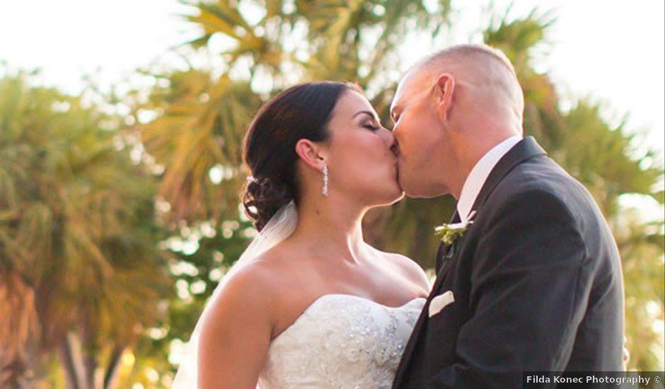 Tiffany and Stephen's Wedding in Key West, Florida