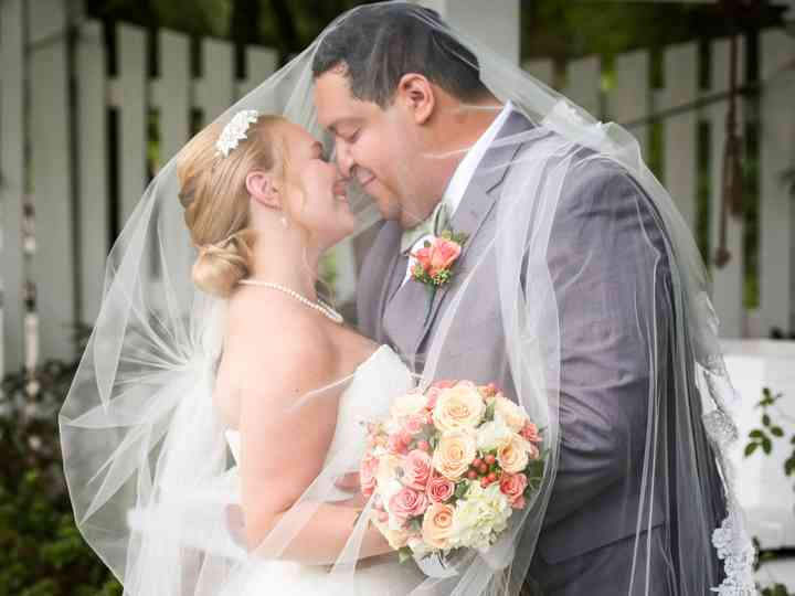 The wedding of Colleen and Joel