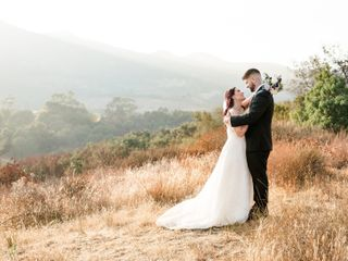 The wedding of Bethany and Zach