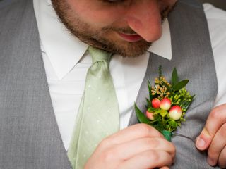 Joel and Colleen's Wedding in Absecon, New Jersey 8