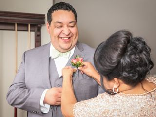 Joel and Colleen's Wedding in Absecon, New Jersey 9