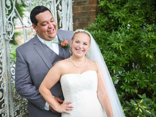 Joel and Colleen's Wedding in Absecon, New Jersey 13