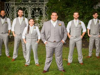 Joel and Colleen's Wedding in Absecon, New Jersey 16