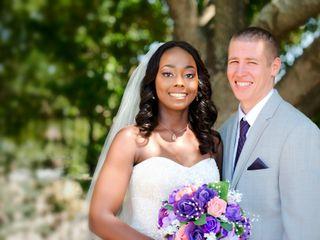 The wedding of Cody and Nicolette