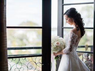 The wedding of Jenna Shuman  and Stephen Obeng  2