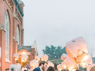 The wedding of Allison and Daniel 2