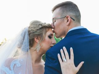 The wedding of Brayden and Amarra