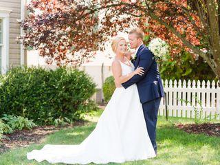 The wedding of Chantel and Kyle 2