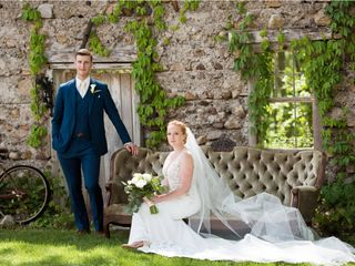 The wedding of Jamie and Matt