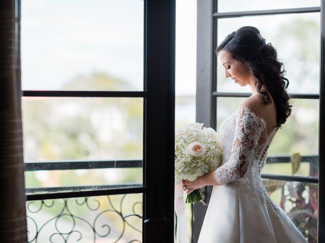 Stephen Obeng  and Jenna Shuman 's Wedding in Winter Park, Florida 4