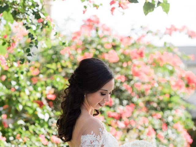 Stephen Obeng  and Jenna Shuman 's Wedding in Winter Park, Florida 5