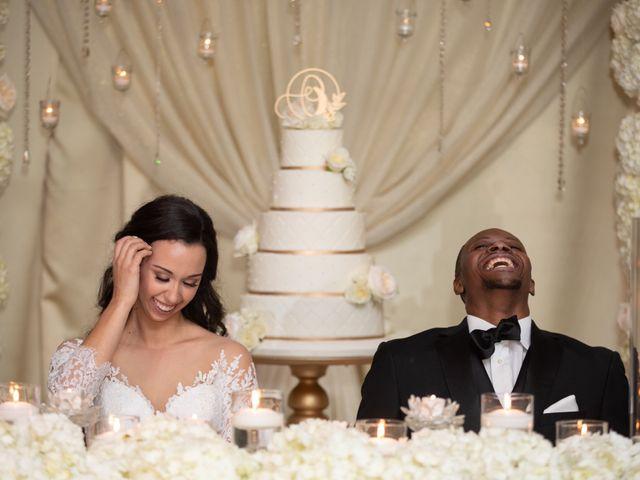 The wedding of Jenna Shuman  and Stephen Obeng