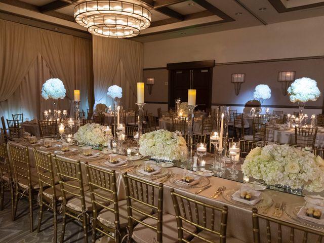 Stephen Obeng  and Jenna Shuman 's Wedding in Winter Park, Florida 7