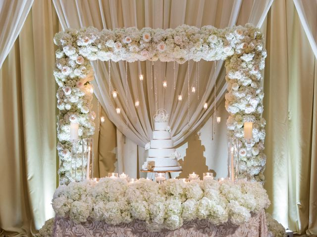 Stephen Obeng  and Jenna Shuman 's Wedding in Winter Park, Florida 8