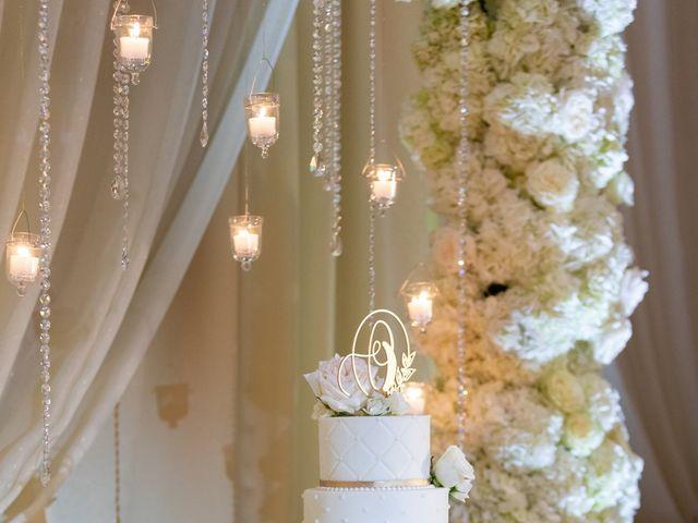 Stephen Obeng  and Jenna Shuman 's Wedding in Winter Park, Florida 9