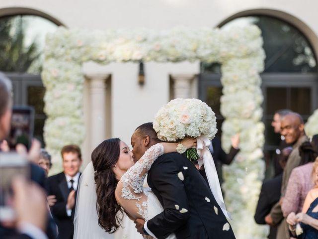 Stephen Obeng  and Jenna Shuman 's Wedding in Winter Park, Florida 11