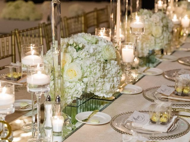 Stephen Obeng  and Jenna Shuman 's Wedding in Winter Park, Florida 13