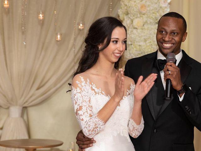 Stephen Obeng  and Jenna Shuman 's Wedding in Winter Park, Florida 15