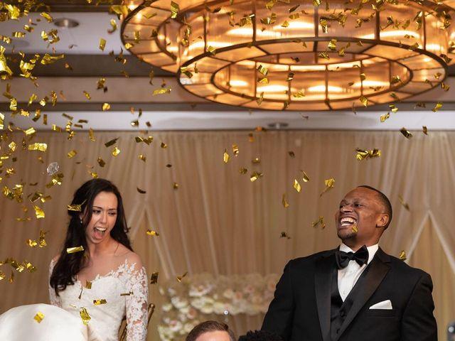 Stephen Obeng  and Jenna Shuman 's Wedding in Winter Park, Florida 16