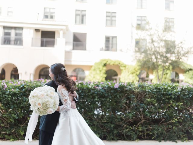 Stephen Obeng  and Jenna Shuman 's Wedding in Winter Park, Florida 18