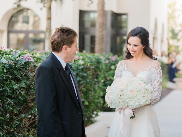 Stephen Obeng  and Jenna Shuman 's Wedding in Winter Park, Florida 19