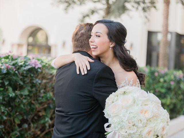 Stephen Obeng  and Jenna Shuman 's Wedding in Winter Park, Florida 20