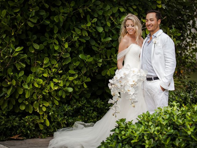 The wedding of Anna and Zack