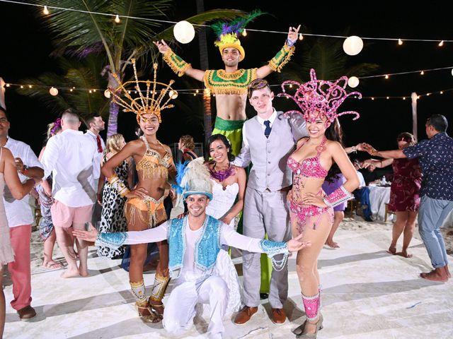Donald and Jordan's Wedding in Punta Cana, Dominican Republic 5