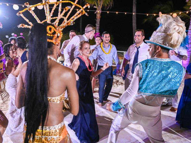 Donald and Jordan's Wedding in Punta Cana, Dominican Republic 7