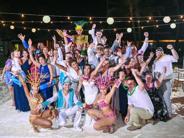 Donald and Jordan's Wedding in Punta Cana, Dominican Republic 8