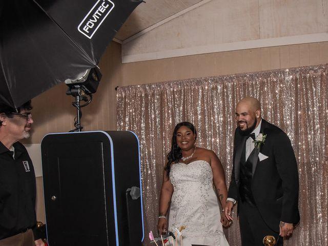 Ray and Jillian's Wedding in Pine Mountain, Georgia 4