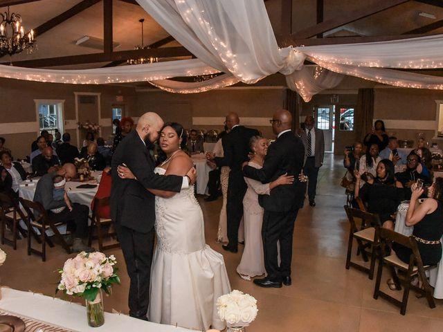 Ray and Jillian's Wedding in Pine Mountain, Georgia 5