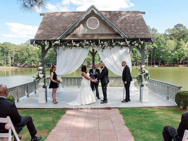 Ray and Jillian's Wedding in Pine Mountain, Georgia 7