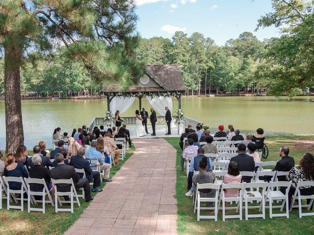 Ray and Jillian's Wedding in Pine Mountain, Georgia 9