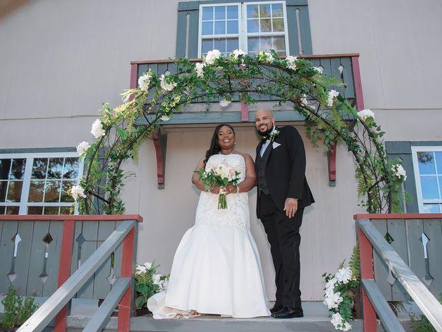 Ray and Jillian's Wedding in Pine Mountain, Georgia 11