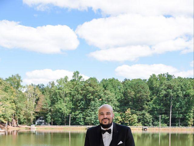 Ray and Jillian's Wedding in Pine Mountain, Georgia 14