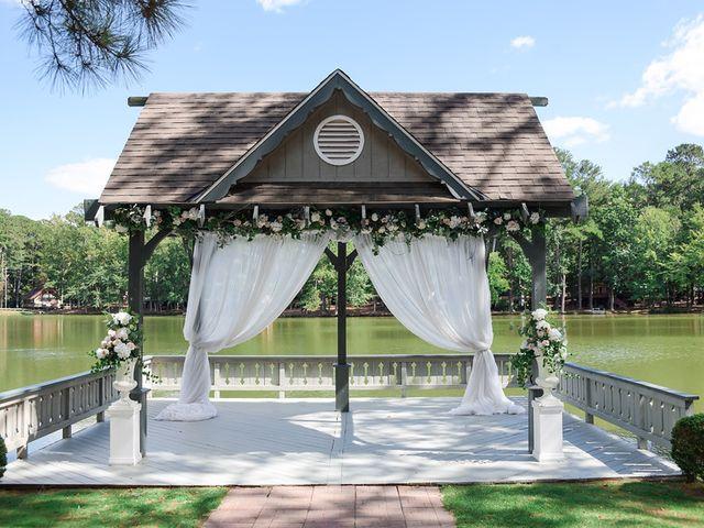 Ray and Jillian's Wedding in Pine Mountain, Georgia 17