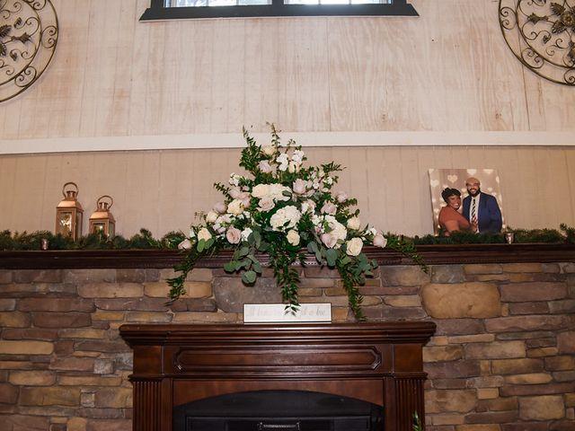 Ray and Jillian's Wedding in Pine Mountain, Georgia 20